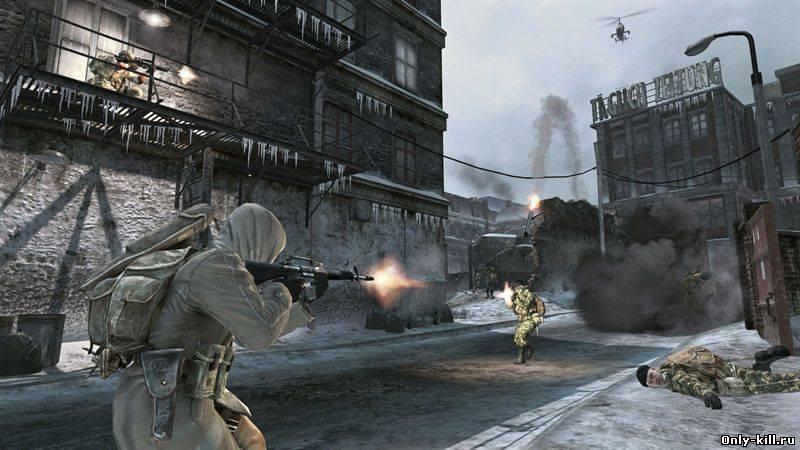 Второе DLC к Call of Duty: Black Ops в начале мая